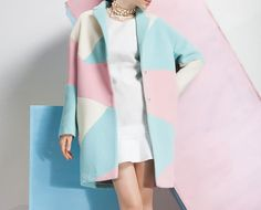 WiseQueen's winter coat spring coat cashmere coat by WiseQueen, €139.00