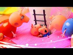 Свинка Пеппа. Мультик из игрушек - Новогодняя Сказка. Peppa Pig. Christm...