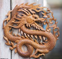 The recurrent theme of #dragons in Balinese art underscores the legendary animal's divinity in their culture, a motif that has not escaped the artistic eye of Ketut Taram.