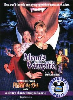 Moms Got a Date with a Vampire dvd Disney movie