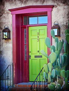 Blog da Nah // Oficial: Decore com alegria - Casa Colorida
