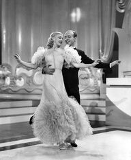 Fred Astaire and Ginger Rogers #celebstylewed #hair @celebstylewed