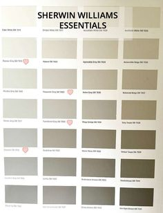 Trendy exterior paint colora for house sherwin williams accessible beige ideas Greige Paint Colors, Neutral Paint Colors, Exterior Paint Colors, Paint Colors For Home, Wall Colors, House Colors, Color Paints, Beige Color, Sherwin Williams Grau