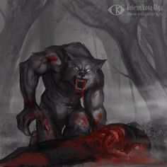 Don't you see that I have supper? by IcedWingsArt.deviantart.com on @DeviantArt