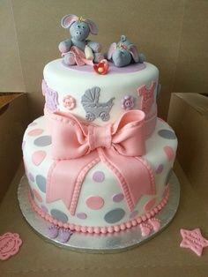 Babyshower cakes on Pinterest