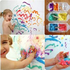 receita tinta comestivel - Pesquisa Google School Projects, Art Projects, Messy Play, Baby Art, Infant Activities, Kid Spaces, Diy Toys, Art Therapy, Kids Education