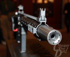 Post SHOT 2013: Daniel Defense Integrated Suppressed Rifle (ISR)