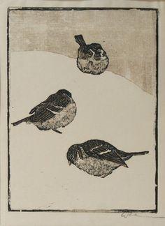 Walther Klemm  (1883-1957)  German printmaker