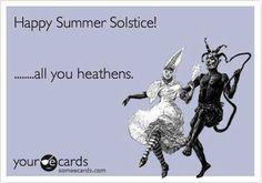 Summer Solstice Midsummer Litha