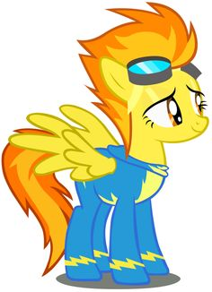 I just love her color scheme Spitfire and MLP:FiM belong to Hasbro and Lauren Faust Spitfire My Little Pony Games, My Little Pony List, My Little Pony Friendship, Mlp Twilight, Mlp Comics, Some Beautiful Pictures, Little Poney, Mlp Pony, Simple Backgrounds