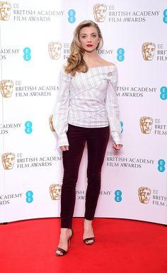 Natalie Dormer: A change has already come to the film industry Natalie Dormer, Fantasy Tv Series, Instagram Girls, Instagram Makeup, Margaery Tyrell, British Academy Film Awards, High Fashion, Vogue Fashion, Fashion Hair