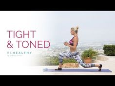 Tight & Toned | Rebecca Louise - YouTube
