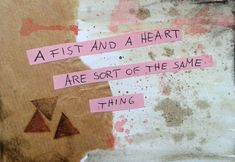 A fist and a heart are sort of the same thing. Magnus Burnsides, John Laurens, The Adventure Zone, Out Of Touch, Little Doll, Fight Club, Shit Happens, Feelings, The Originals