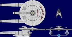 USS Hood Multi-View by captshade