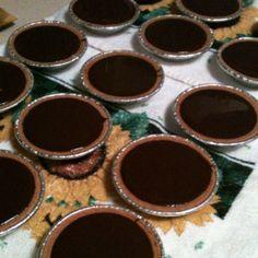 Mini Eclair Pies