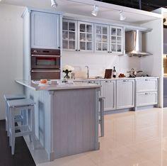 2012米蘭廚具展廚房木感設計回歸自然