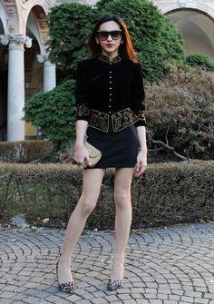 baroque fashion winter 2013 trend | baroque fashion on the street