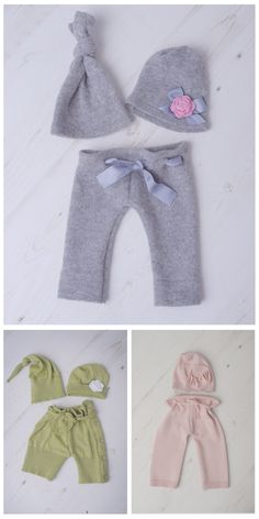 Newborn Baby Photography Props | Photography Accessories | up-cycled sets