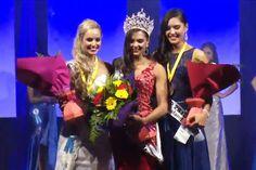 Karla de Beer crowned as Miss World New Zealand 2016