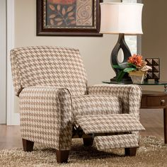 Watson Accent Recliner - Sam's Club---my new living room chairs. New Living Room, Living Room Chairs, Living Room Furniture, Sofa, Recliner Chairs, Swivel Chair, Chair Pictures, Cozy Chair, Lounge