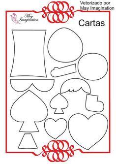 Cartas molde