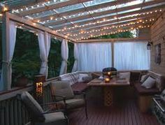 Pergola Designs Ideas And Plans For Small Backyard & Patio - You've likely knew of a trellis or gazebo, but the one concept that defeat simple definition is the pergola. Outdoor Rooms, Outdoor Gardens, Outdoor Retreat, Outdoor Patios, Outdoor Kitchens, Indoor Outdoor, Backyard Retreat, Outdoor Planters, Garden Planters