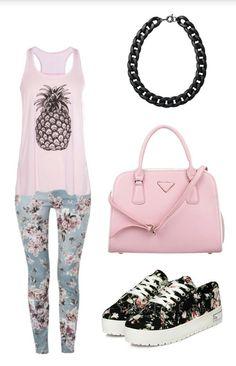 # outfits  fashion -  black