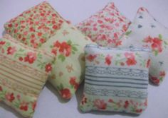 Dolls house set of 3 shabby chic cushions by VintageLundbyLove on etsy Shabby Chic Cushions, Vintage Dolls, Buy And Sell, Handmade, House, Stuff To Buy, Etsy, Hand Made, Haus