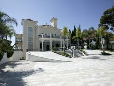 Frontline Beach Mansion with Private beach access and within just minutes walk to Puerto Banus for €15M