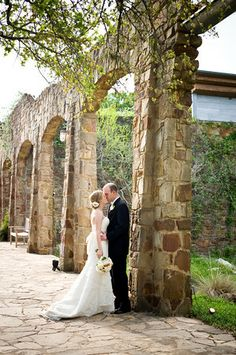 March Wedding | Lady Bird Johnson Wildflower Center | 36th Street Events | Shannon Cunningham Photography