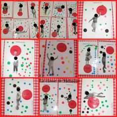 Pois Collage Yayoi Kusama, Preschool First Day, Grade 1 Art, Name Crafts, Kindergarten Art Projects, Dot Day, Petite Section, Craft Activities For Kids, Elementary Art