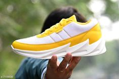 Casual Shoes AMIT SHOES Men's Yellow styles Casual shoes Material: Mesh Sole Material: Rubber Fastening & Back Detail: Lace-Up Multipack: 2 Sizes: IND-7 IND-6 IND-10 IND-9 IND-8 Country of Origin: India Sizes Available: IND-6, IND-7, IND-8, IND-9, IND-10   Catalog Rating: ★3.9 (6372)  Catalog Name: Unique Fashionable Men Casual Shoes CatalogID_1136496 C67-SC1235 Code: 244-7119608-999