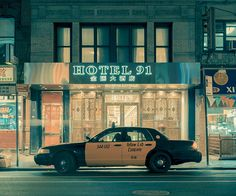 New York-based photographer Franck Bohbot has a knack for transforming a normally bustling location into a quiet and contemplative scene. In all of his work, he eliminates people from his compositions and concentrates on the structures and architecture throughout a place. This approach results in captivating photographs that invite viewers to explore the uninterrupted locations as calm moments void of chaos. Chinatown is a work in progress that features none other than New York City's…