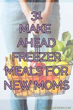 Want to know my number one hack to making postpartum recovery and healing easier post pregnancy? Make ahead these freezer meals for after baby arrives - it'll make life so much easier. New moms you'll love it! Pregnancy Dinner, Post Pregnancy, Pregnancy Advice, Pregnancy Style, Recovery Food, Make Ahead Freezer Meals, Toddler Schedule, Postpartum Recovery, Pregnant Diet