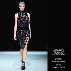 EstherMastroyianni for Dimitris Petrou AW2016-2017