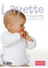 Phildar Layette Printemps-Ete № 465 2007 - Clear Copy Knitting Books, Crochet Books, Knitting For Kids, Baby Knitting, Knitting Magazine, Crochet Magazine, Baby Corner, Pull Bebe, Baby Girl Patterns