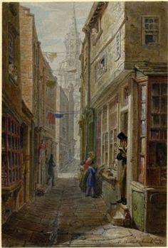 Jane Austen Today: July 2011 - Bookstore in St. Martin's Lane