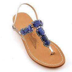 Capri Light Sandals Collection - Buy on line! Trendy Sandals, Sparkly Sandals, Flat Sandals, Shoes Sandals, Shoe City, Africa Dress, Dream Shoes, Ladies Shoes, Italian Leather