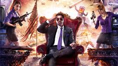THQ Nordic Acquires Koch Media, Saints Row and Metro In Valentines Day Merger - https://techraptor.net/content/thq-nordic-acquires-saints-row-metro | Dambuster studios, Deep Silver, gaming, homefront, Koch Media, Metro, Metro Exodus, news, Saints Row, thq nordic, Volition