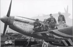 Short pictorial tribute to The Yellow Jackets - The 361st Fighter Group - 8th Air Force -WWII