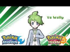 Pokemon Sun & Moon - Wally Battle Music (HQ) - YouTube