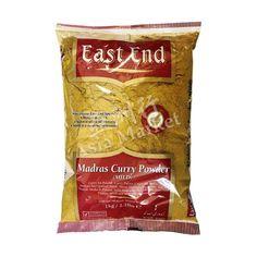 East End Madras Curry Powder Mild 1kg