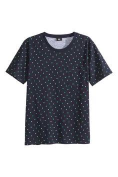 T-shirt a pois | H&M