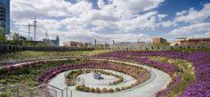 Parque Diagonal Centre Poblenou por Jean Nouvel y b720
