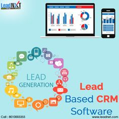 #LeadBasedCRMSoftware is designed to help businesses meet the overall goals of customer relationship management. oday's CRM software is highly scalable and customizable, allowing businesses to gain actionable customer insights. See more @ http://bit.ly/2mGXdPf #LeadNXT #CRMSoftware