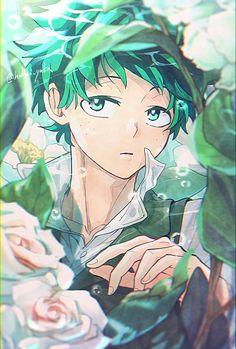 Anime Villians, Anime Characters, Hero Academia Characters, My Hero Academia Manga, Otaku Anime, Anime Boys, Deku Boku No Hero, Villain Deku, Anime Crossover