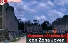 Viajemos a Chichén Itzá México con Zona Joven Tu Territorio.[http://www.proclamadelcauca.com/2015/01/viajemos-a-chichen-itza-mexico-con-zona-joven-tu-territorio.html]