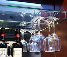 Mkono-Under-Cabinet-Wine-Glass-Stemware-Rack-Holder-Wire-Hanging-Rack-Under-the-Shelf-Mug-Holder-0