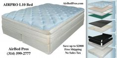 AIRPRO Luxury-Plus Adjustable Air Beds