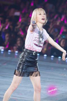 Taeyeon - PhantasiaBKK @soshicafe